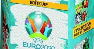 Echange D Informations Cartophiles Sur Le Football Panini Adrenalyn Xl Uefa Euro 2020 21 Vip Box Championnat D Europe De Football 2020 Foot Euro 2020